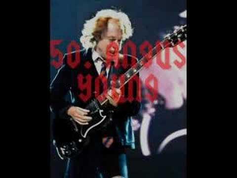100 Greatest Guitarists of All-Time (Digital Dream Door)