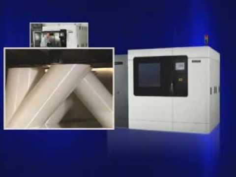 Fortus 900mc 3D Manufacturing System