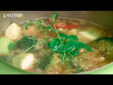 Суп из кабачков рецепты