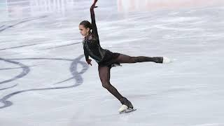 Kamila Valieva Russian Nationals 2021 FS Камила Валиева ЧР 2021 ПП 26 12 2020