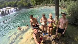 Croatia Makarska holiday 2015 GoPro Hero 4 Black by Matt 4k