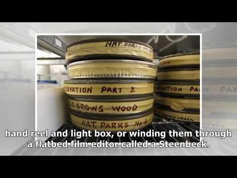 Queensland State Library film vault preserving state's hidden histories