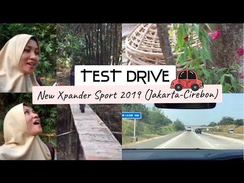test-drive-mobil-xpander-sport-2019-|-cirebon-part-1-|-vlogs#11
