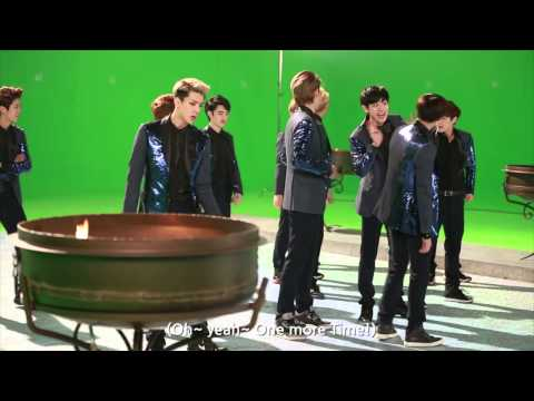 [You're so Beautiful ver.2 Making] EXO - ENG