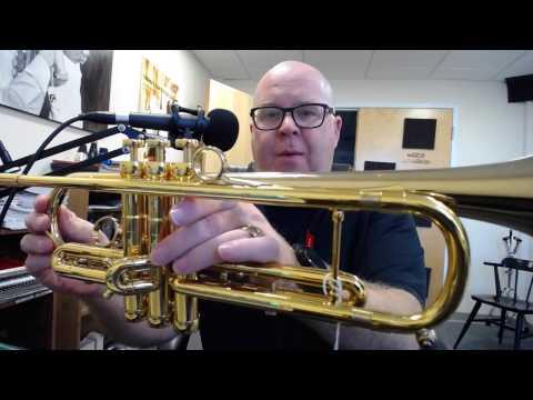 Adams  Artist Series  Custom A6 Trumpet with Nickel bell!