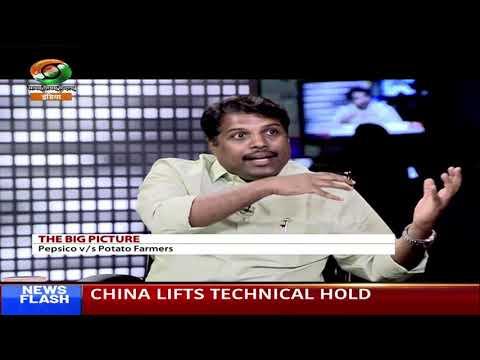 Pepsi Co versus Potato farmers | Big Picture | DD INDIA | 1.05.2019 | [Full Episode]