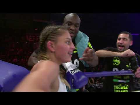 Enfusion Live Samantha van Doorn(The Netherlands) vsGeorgina van der Linden