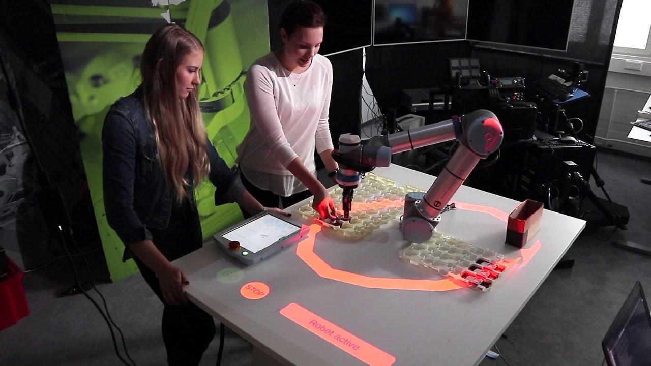 Human-robot interaction 1