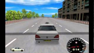 Taxi 3 PS2 Gameplay ( UBI Soft ) Playstation 2 [French Game] Movie Based Game