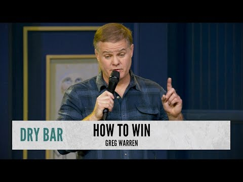 The Secret To Winning Every Argument. Greg Warren