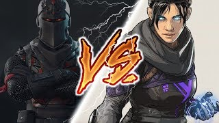 FORTNITE VS APEX LEGENDS RAP BATTLE ROYALE | FREESTYLE #staysharp