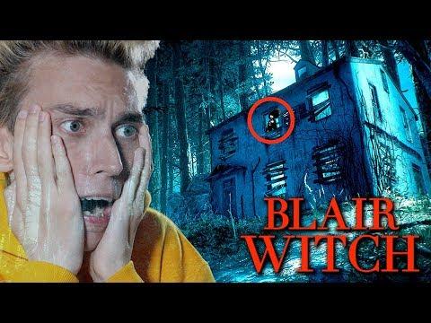 ВПЕРВЫЕ В ЖИЗНИ ИГРАЮ В ХОРРОР! ДИКО СТРАШНО!! (Blair Witch / Ведьма из Блэр #1)