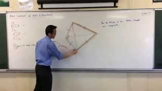 Timelapse: Illustrating Quadrilaterals with Pine Wood