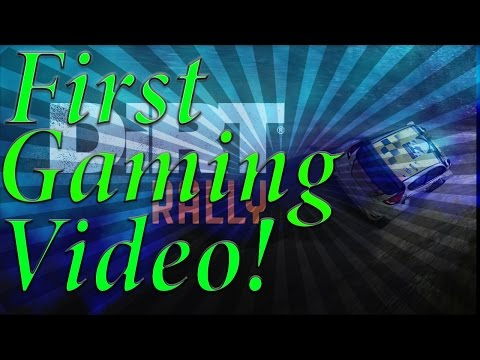 Dirt Rally - First PC Gaming Video on the channel!!  