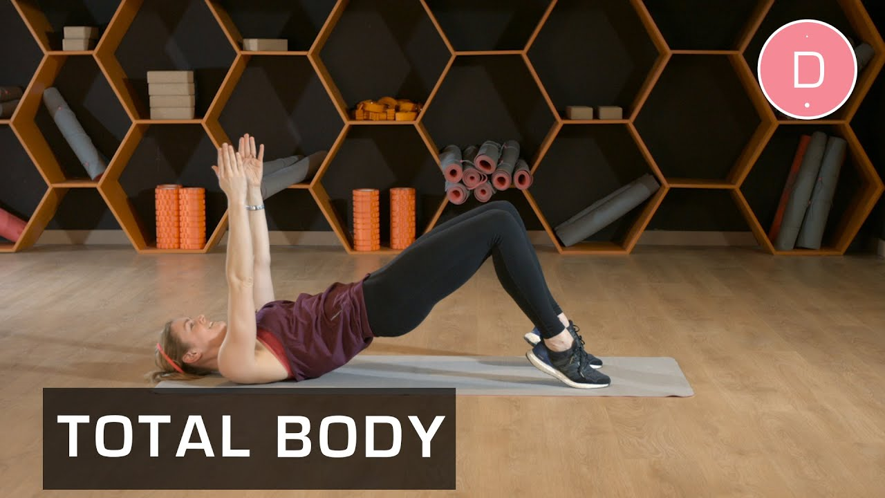 Total Body (30 min) - Fitness Master Class - YouTube 558d76bc508