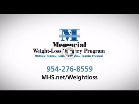 Memorial Weight-Loss Surgery Program – Informational Session and Surgical Options