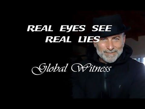 REAL EYES SEE REAL LIES - PAID OPPOSITION TO TRUTH