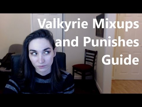 For Honor: Valkyrie Mixups and Punishes Guide