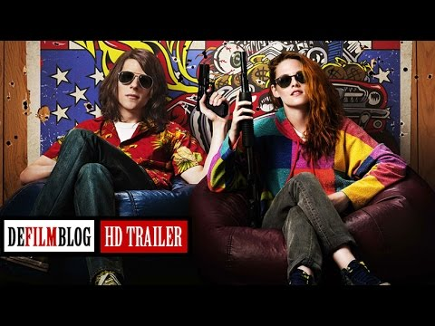 American Ultra (2015) Official Red Band HD Trailer [1080p]