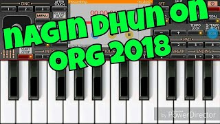 nagin tune played by mobile app org 2018
