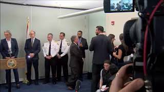 Governor DeSantis holds press conference in Tampa