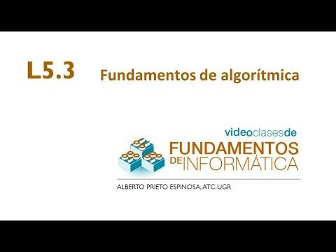 L5 3 Fundamentos de algoritmica