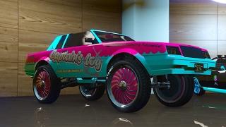 GTA 5 ONLINE - CAR SHOW WITH KSG SUMMER LIT
