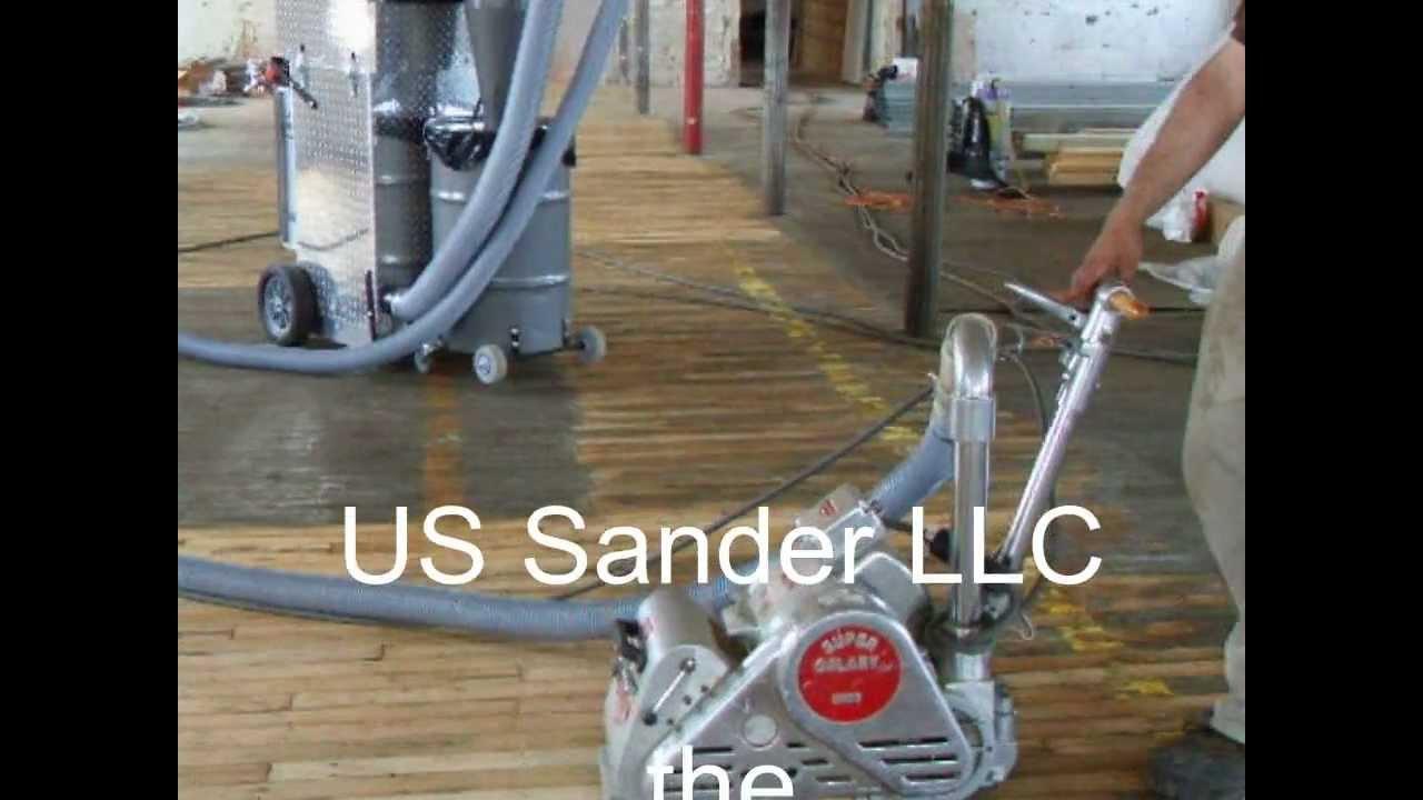 Dust Containment Dcs Hardwood Floor Sanding Refinishing