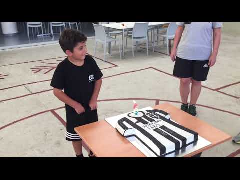Juventus Camp Athens - Week 3