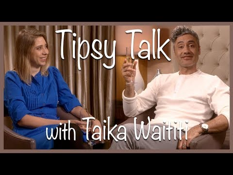 Tipsy Talk with Taika Waititi