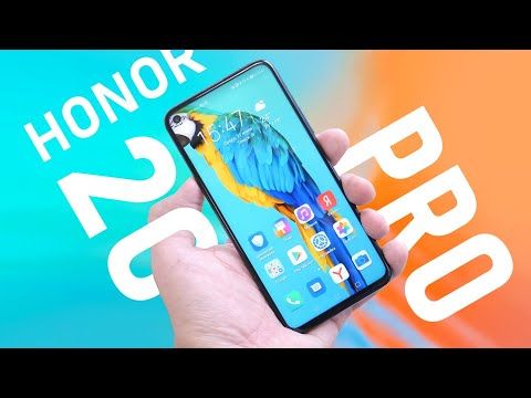 Распаковка Honor 20 Pro рядом с Huawei P30 Pro, Honor 20 и View 20. Примеры фото + игровой тест
