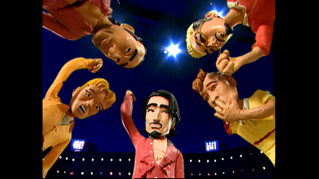If Celebrity Deathmatch were on the air today, which ...