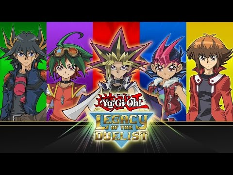Let's Play the Legacy of the Duelist Yugi VS Rafael (DLC) |