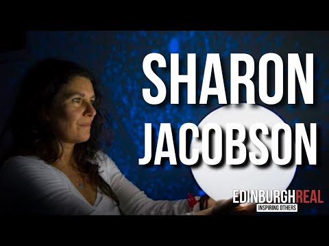 Sharon Jacobson - Earth to Cosmos | Edinburgh Real (now Inspired Edinburgh)