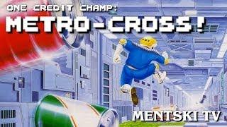 One Credit Champ, Episode 24 - Metro-Cross