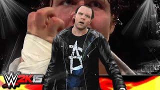 WWE 2K15 PC Mods : Dean Ambrose Updated Entrance (2015)