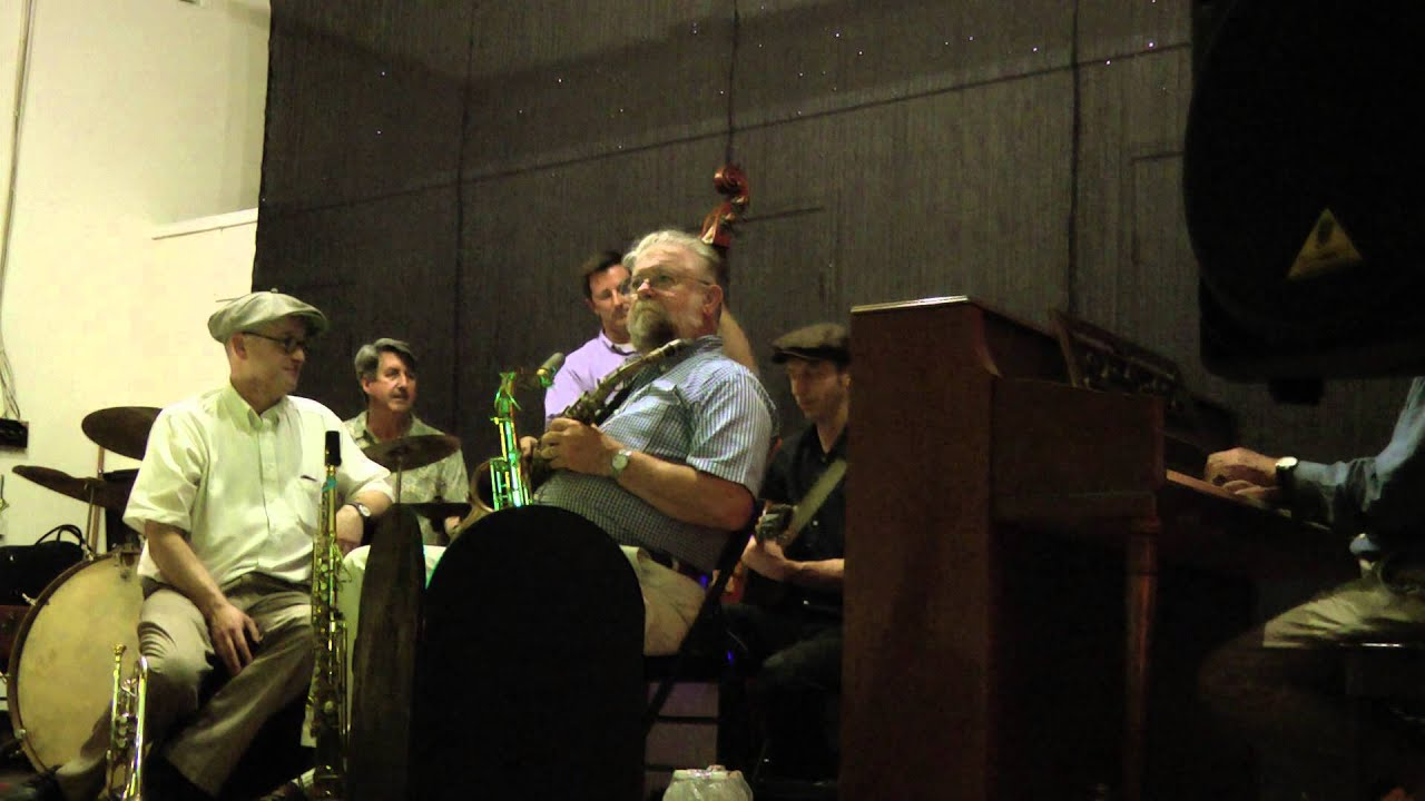 Clint baker s n o swing band at epic swing july 13 2013 youtube