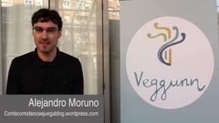 Introducción del veganismo en el debate público - Alejandro Moruno