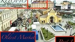19th Century's Market of Kuopio ! KUOPIO CITY (PART - 1)