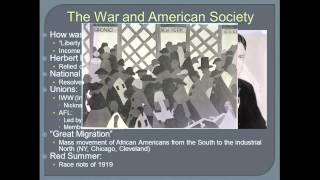APUSH American History: Chapter 21 Review Video