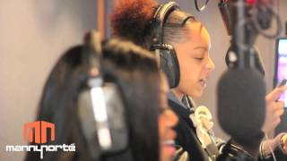 Manny Norte - Lady Leshurr & Paigey Cakey X TNGHT