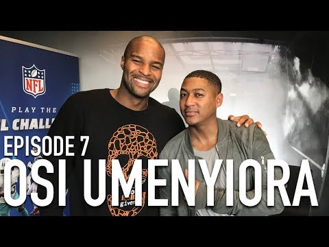 THE MOTTO PODCAST: OSI UMENYIORA [Full Interview]