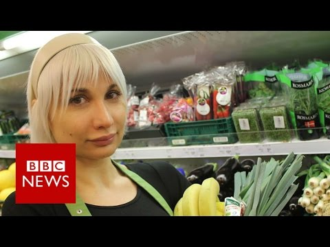 Denmark's Food Waste Vigilante - BBC News