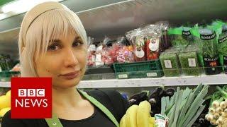 Denmark's Food Waste Vigilante - BBC News