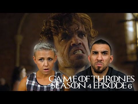 Game Of Thrones Season 4 Episode 6 'The Laws Of Gods And Men' REACTION!!