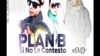 Si No Le Contesto   Plan B Ft Tony Dize y Zion y Lennox y Dj Darks 98 BPM