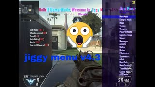 How to install a mod menu for call of duty black ops 2 on pc jiggy menu 4.3v