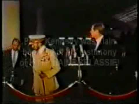 Haile Selassie I's Matrix JFK Assassination ReVisited NEW Version II
