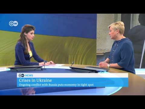 Interview with Valeria Gontareva, Governor of the Bank of Ukraine