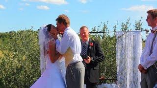Justin & Brittany's WEDDING!!